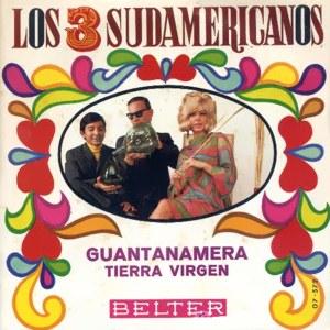 Tres Sudamericanos, Los - Belter07.572