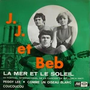 J. J. Et Beb - Pathé (EMI)EMG 25.083