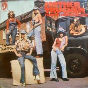 Mother Trucker - DiscophonS-5331