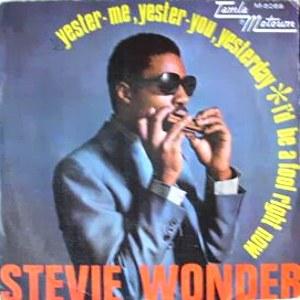 Wonder, Stevie - Tamla MotownM 5069