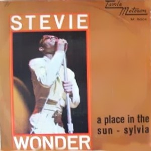 Wonder, Stevie - Tamla MotownM 5004