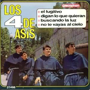 Cuatro De Asís, Los