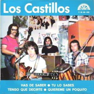 Castillos, Los - Berta (Philips)FM68-259