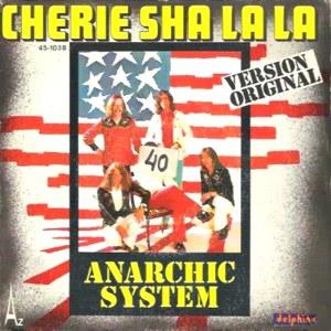 Anarchic System - Hispavox45-1038