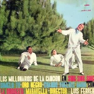 Millonarios De La Canción, Los - IberofónIB-45-1.015