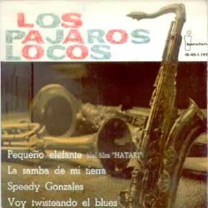 Pájaros Locos, Los - IberofónIB-45-1.197