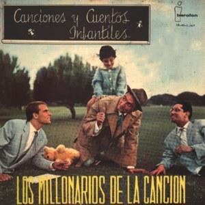 Millonarios De La Canción, Los - IberofónIB-45-1.007