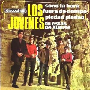 Jóvenes, Los - Discophon27.508