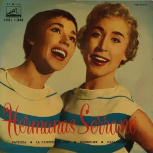 Hermanas Serrano - La Voz De Su Amo (EMI)7ERL 1.246