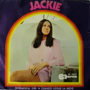 Jackie - GuitarraSN-20321