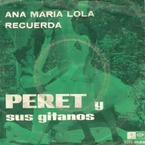 Peret - Regal (EMI)SCDL 69.016