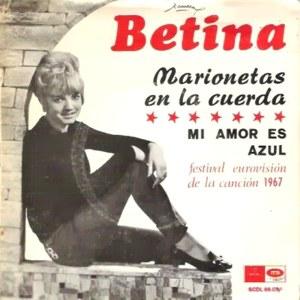 Betina - Regal (EMI)SCDL 69.019