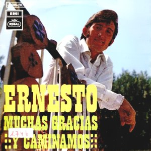 Ernesto - Regal (EMI) J 006-20.147