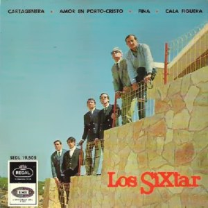 Sixtar, Los - Regal (EMI) SEDL 19.505