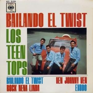 Teen-Tops, Los - CBSAGS 20.094